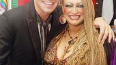 David Boreanaz at Rock of Ages – David Boreanaz – Michele Mais