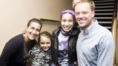 Shrek princess contest winners – Laura Laureano – Hannah Beatt – Jeanine Tesori – Jason Moore