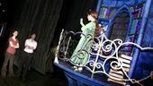 Shrek princess contest winners – Hannah Beatt (waving)
