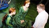 Shrek princess contest winners – Laura Laureano – Hannah Beatt – Jason Moore (costume)