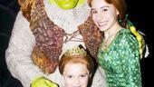Shrek princess contest winners – Laura Laureano – Hannah Beatt – Brian d'Arcy James