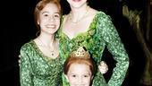 Shrek princess contest winners  Laura Laureano  Hannah Beatt  Sutton Foster (portrait)
