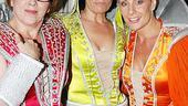 Beth Leavel debut in Mamma Mia  Allison Briner  Beth Leavel  Judy McLane