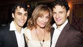 Beth Leavel debut in Mamma Mia  Michael Mindlin- Judy McLane  Eric William Morris