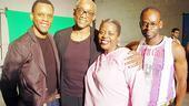 Fela Meet and Greet - Kevin Mambo - Bill T. Jones - Lillias White - Sahr Ngaujah