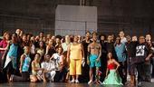Fela Meet and Greet - Fela Cast