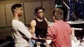 Fela Rehearsal - Bill T. Jones - Tech staff