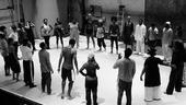 Fela Rehearsal - Vocal warm-up