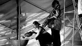 Fela Rehearsal - Dance and music