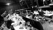 Fela Rehearsal - Tech team