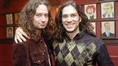 Swenson and Creel at Sardis  Will Swenson  Constantine Maroulis