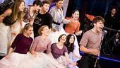 Bye Bye Birdie Good Morning America - Nolan Gerard Funk - cast