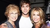 Chace Crawford at Next to Normal – Chace Crawford – mother – grandmother