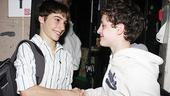 Kiril Kulish and Hadynn Gwynne Last Billy Elliot Performance - Kiril Kulish - Trent Kowalik