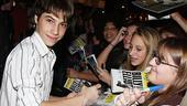 Kiril Kulish and Hadynn Gwynne Last Billy Elliot Performance - Kiril Kulish - fans