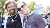 Hair at the National Equality March - Oskar Eustis - Andrew Kober