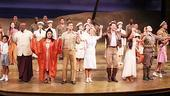 Kelli O'Hara Return to South Pacific – curtain call