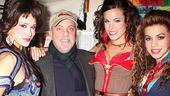 Billy Joel at Rock of Ages - Ericka Hunter - Billy Joel - Katherine Tokarz - Angel Reed