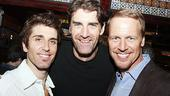 Mamma Mia eighth anniversary  Ryan Sander - Patrick Boll - Ian Knauer