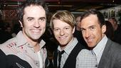 Mamma Mia eighth anniversary – Corey Greenan - Mark Dancewicz - Matthew Farver