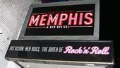 Memphis Opening - marquee