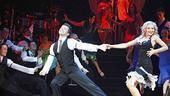 Pasha Kovalev and Anya Garnis in Burn the Floor.