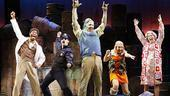 The Toxic Avenger - Show Photos - Demond Green - Jonathan Root - Nick Cordero - Diana DeGarmo - Nancy Opel