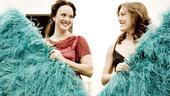"There were never such devoted ""Sisters"" as leading ladies Melissa Errico and Mara Davi."