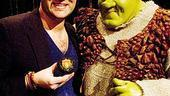 Shrek first anniversary – Ben Crawford – Brian d'Arcy James