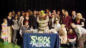 Shrek first anniversary – group