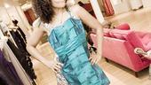 Ragtime shopping – Stephanie Umoh (blue)