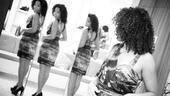 Ragtime shopping – Stephanie Umoh (tie dye mirror)