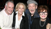 Machinal - Opening - Sean Mathias - Suzanne Bertish - Ian McKellen - Susan Sarandon
