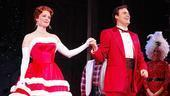 White Christmas Opening 2009  cc - Melissa Errico - James Clow 