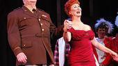White Christmas Opening 2009  cc - David Ogden Stiers - Ruth Williamson