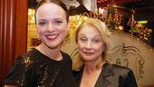 White Christmas Opening 2009  Melissa Errico  mother