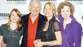 Victor Garber puts the squeeze on three of his womanizing character's female entanglements: Holley Fain, Pamela Jane Gray and Lisa Banes...