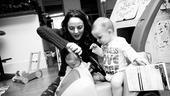 Day in the Life of Melissa Errico – Melissa Errico – daughter Juliette – daughter Diana (building)