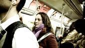Day in the Life of Melissa Errico – Melissa Errico (subway car)