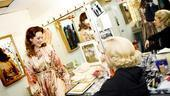 Day in the Life of Melissa Errico – Melissa Errico – Mara Davi (dressing room)