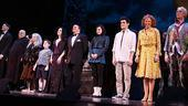 Addams Family Chicago opening  cc  cast 