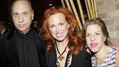 Addams Family Chicago opening  Marshall Brickman  Carolee Carmello  Jackie Hoffman