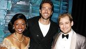 Zachary Levi at Memphis - Montego Glover - Zachary Levi - Chad Kimball