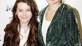The Miracle Worker Meet and Greet - Abigail Breslin - Alison Pill