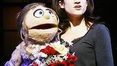 Sarah  Stiles as Kate Monster in Avenue Q.