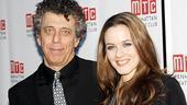 Time Stands Still Opening Night – Alicia Silverstone – Eric Bogosian