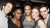Michelle Williams opens in Chicago – Adam Zotovich - Solange Sandy – Michelle Williams - Nili Bassman - Brian Spitulnik