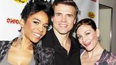 Michelle Williams opens in Chicago – Michelle Williams – Brent Barrett – Terra C. MacLeod