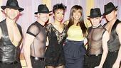 Chicago at the Wendy Williams Show – Shawn Emamjomeh – Dan LoBuono – Michelle Williams – Wendy Williiams - Brian Spitulnik – Jason Patrick Sands