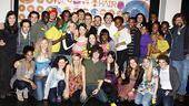 Hair Replacement Cast Meet and Greet  group shot